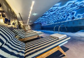 Luxury collection Metropol Palace hotel Belgrade