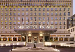 Metropol Palace Luxury collection hotel Belgrade