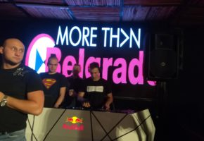 more than belgrade party