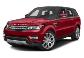 Range Rover Rent a car