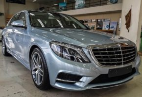 S class Rent a car Belgrade