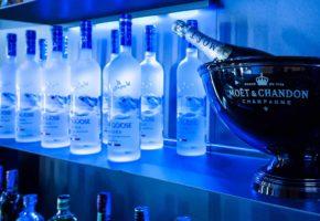 Sindikat night club Belgrade grey goose