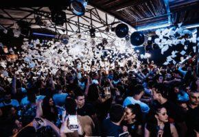 Tag floating night club Belgrade