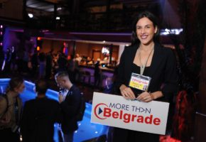 Corporate party in  Belgrade WC 2018