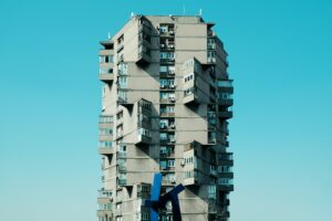 toblerone-building-belgrade-brutalism