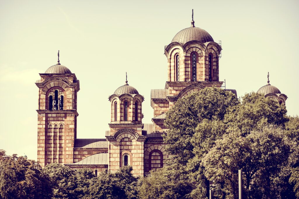 belgrade-churches-st-mark