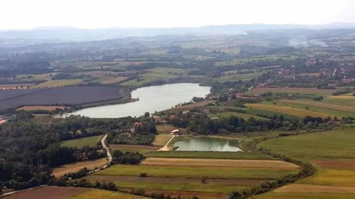 markovacko-lake
