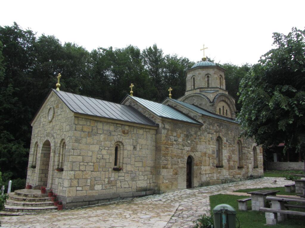 monastery-tresije