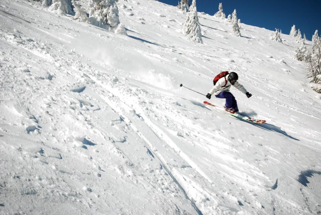 ski-trails
