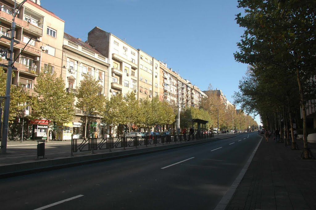 boulevard-of-king-aleksandar