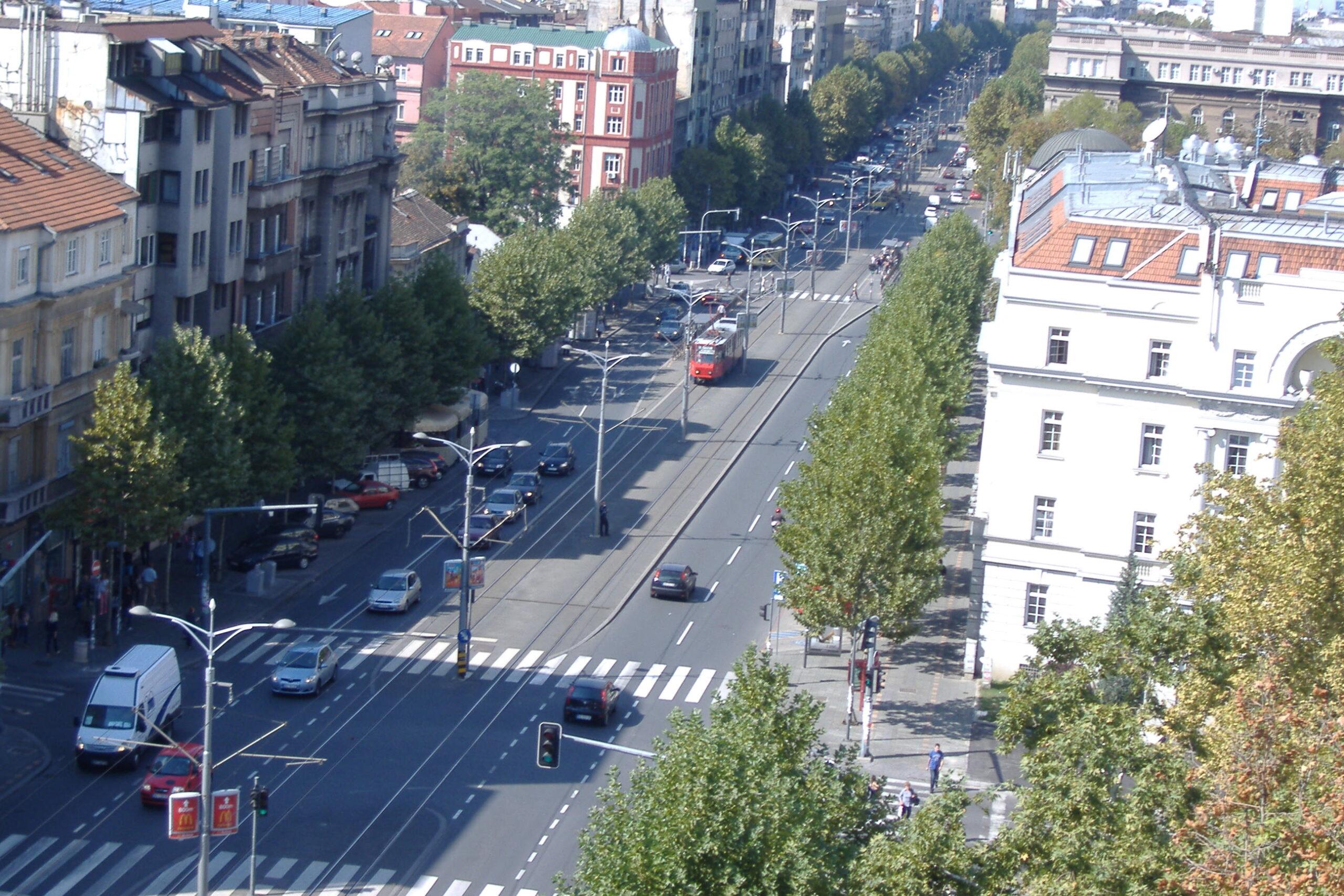 bulevar-kralja-aleksandra-street