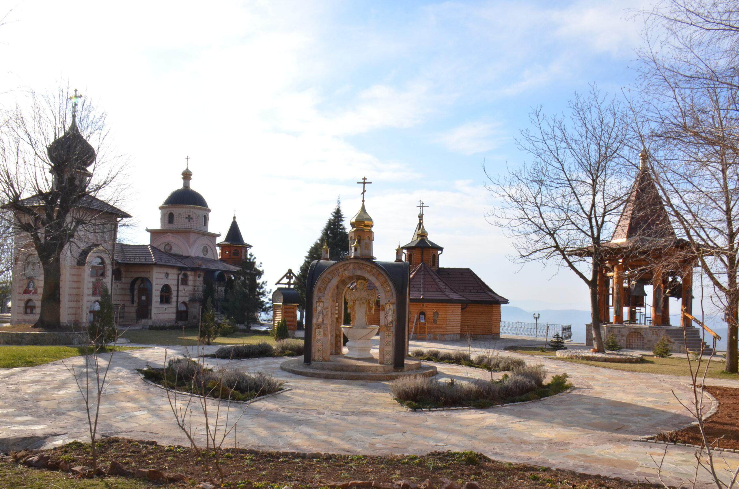 lesje-monastery